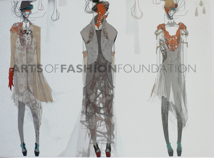 London College Of Fashion Art And Design Foundation