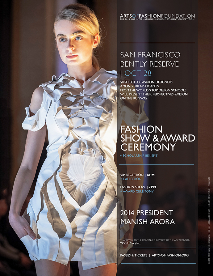 Arts Of Fashion Competition 2014