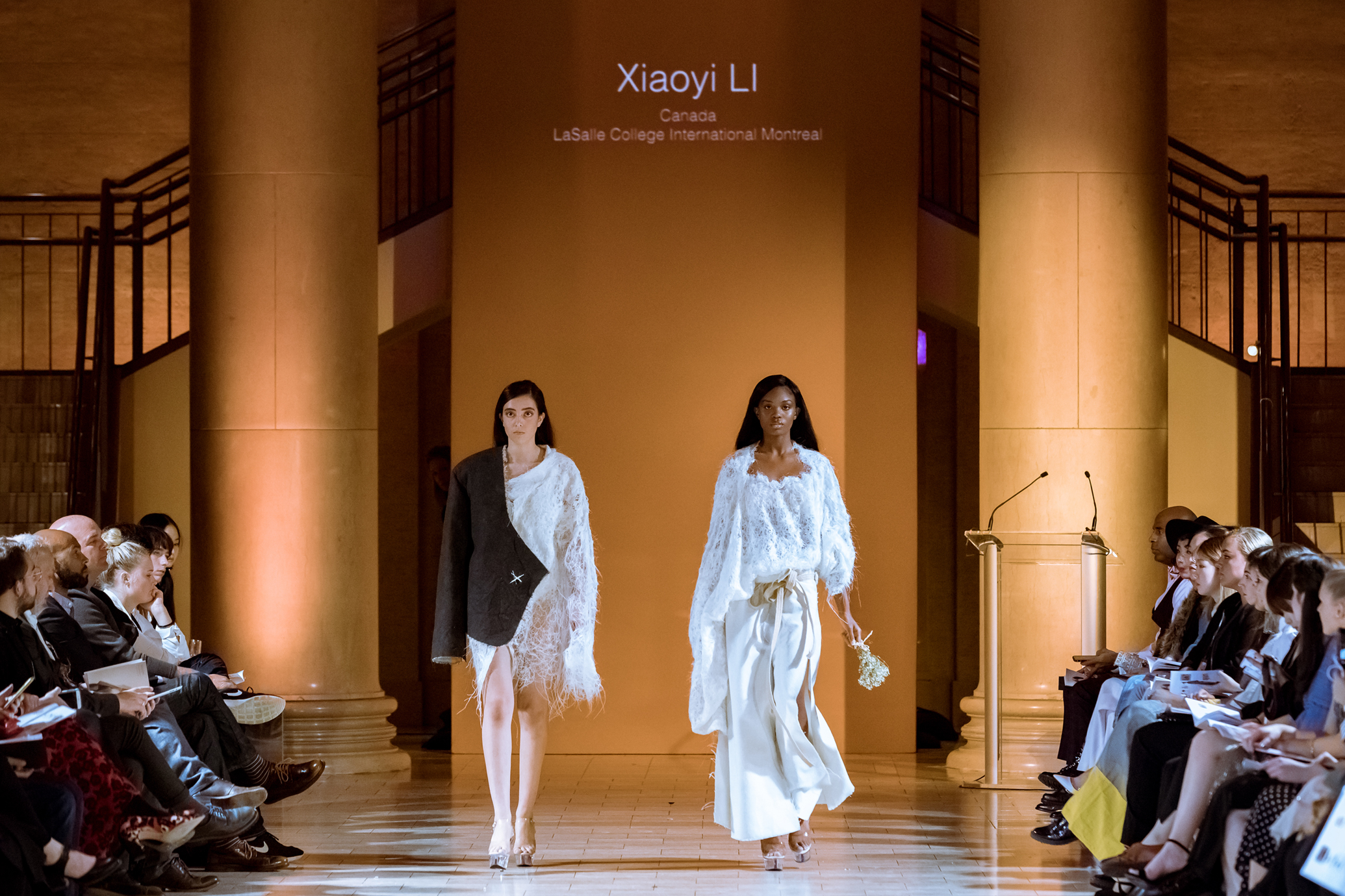 Arts of Fashion Competition 2016-Xiaoyi LI