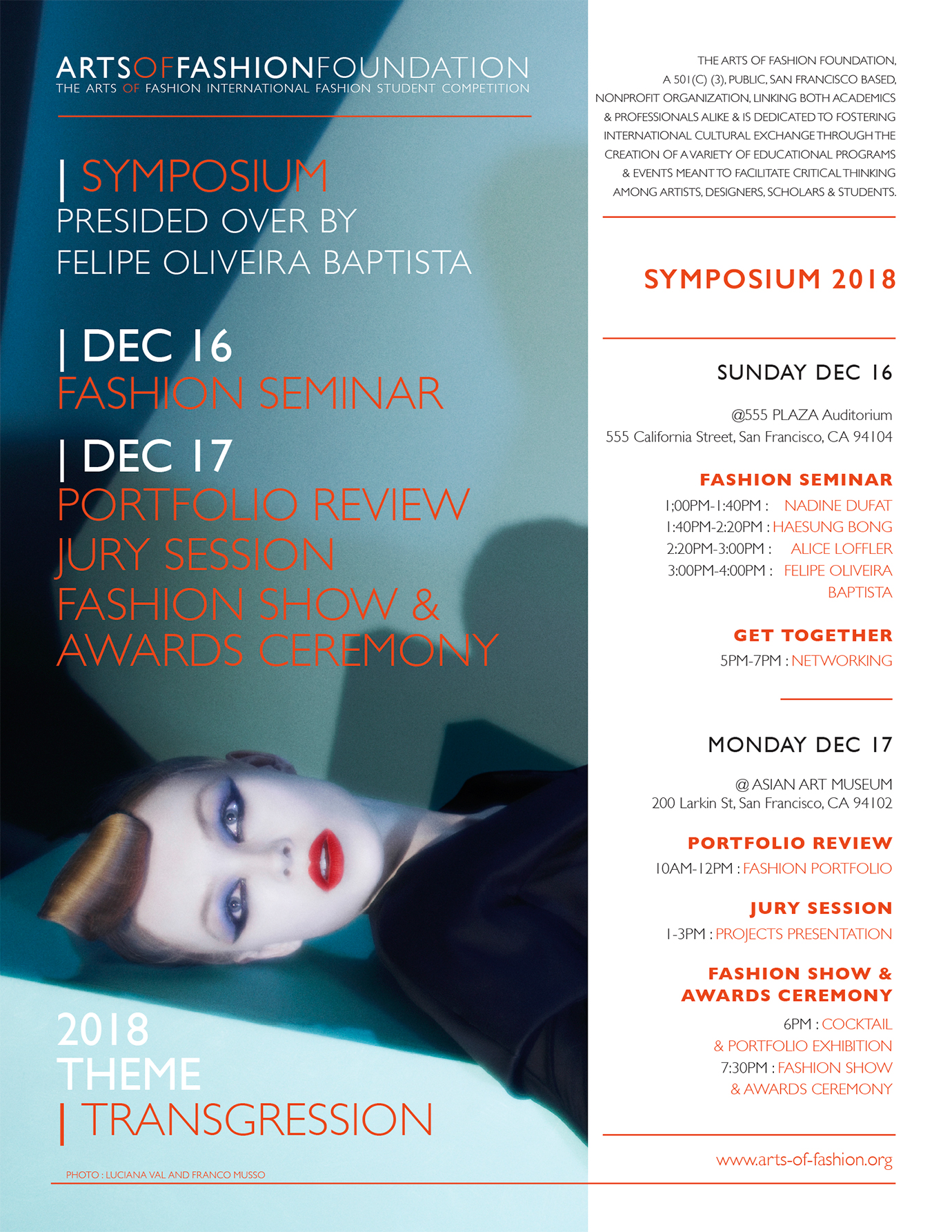 Arts Of Fashion Competition 2018