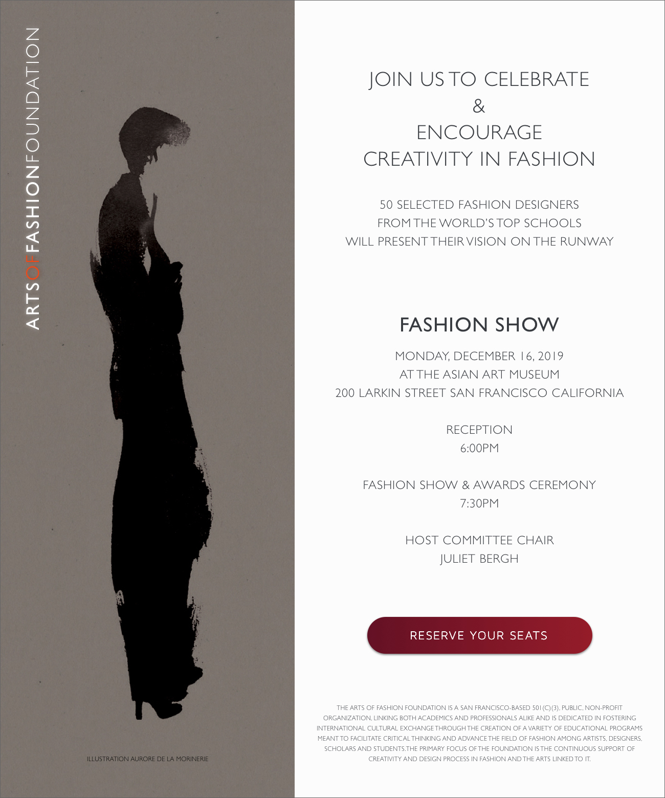 Arts Of Fashion Foundation